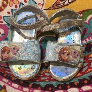 Disney Light up Frozen Sandals